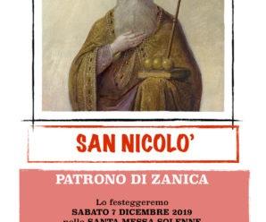 FESTA DI SAN NICOLO'