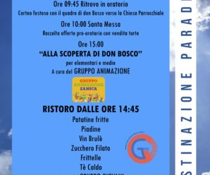 Festa di San Giovanni Bosco