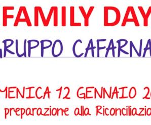 Family Day – Gruppo Cafarnao