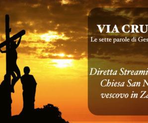 Via Crucis Quaresimale – Venerdì 3 Aprile 2020, Ore 20:00