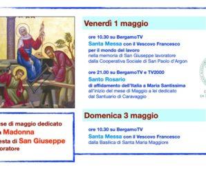 Inizio Mese Mariano – Vescovo Francesco Beschi