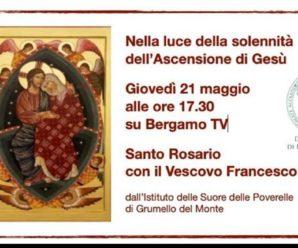 Rosario con il Vescovo – Giovedì 21 maggio, ore 17:30